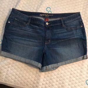 Arizona Jean Company Shorts - Arizona denim shorts SIZE 19